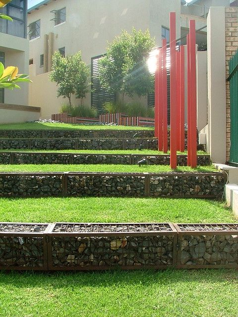 unbelievable curved gabion wall. 20 Amazing Gabion Ideas for Your Outdoor Area 106 best  gabion retaining walls images on Pinterest