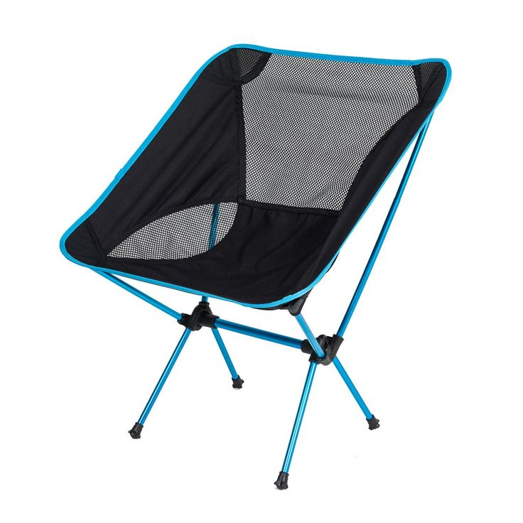 Camp Solutions Outdoor Folding Chair - Ultra-light Camping Chair with a Carrying Bag -- Quickly view this special product, click the image : Camping Furniture