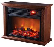 Sunheat - Thermal Wave Infrared Heater - Dark Oak