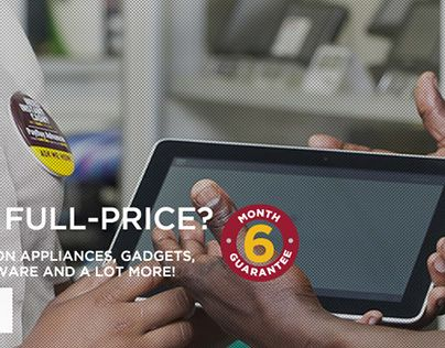 """Check out new work on my @Behance portfolio: """"Cash Converters South Africa"""" http://on.be.net/1EuoIJi"""
