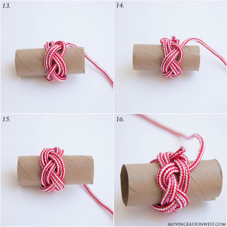 I decided to try my hand at making a nautical rope napkin ring after seeing it in my Martha Stewart craft book. However, the instructions left much to the imagination! The knot is called a Turk's Head, and making it for the first time can be tricky. I searched the web to find some better…