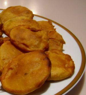 Gâteaux brinzelles Recette mauricienne
