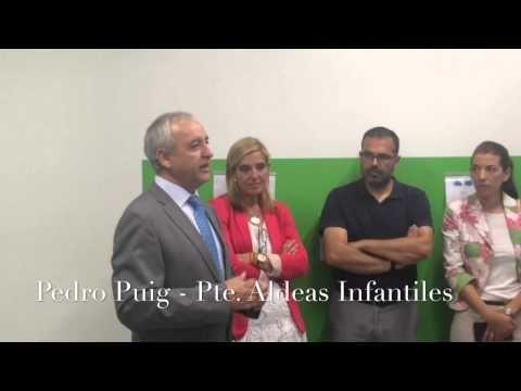 Nuevo centro de d a de aldeas infantiles en la calle for Calle prado manzano collado villalba