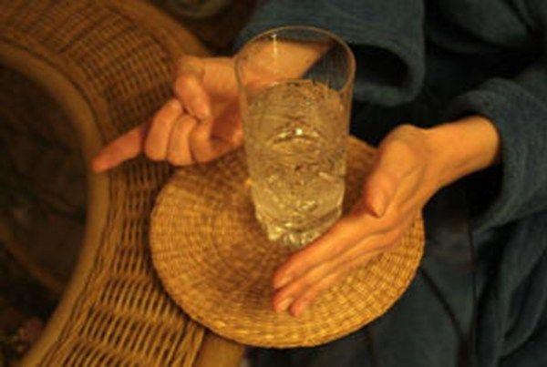 Spinování vody: jednoduchá ozdravná technika na mnoho nemocí