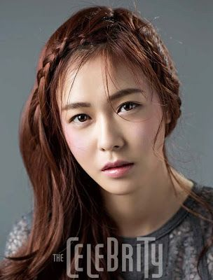 Kyung Soo Jin - The Celebrity Magazine April Issue 2015