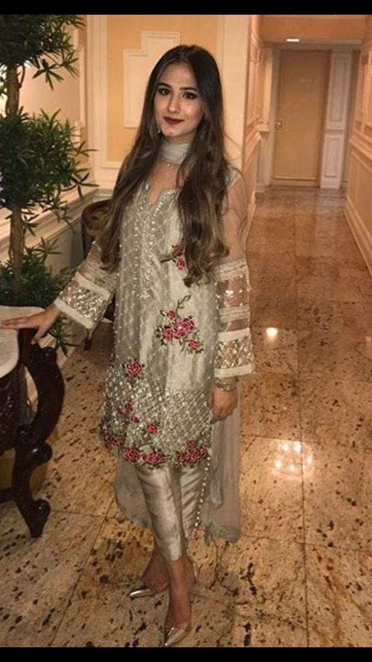 347 best Desi/Pakistani Fashion images on Pinterest | Hijab styles ...