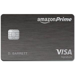 亚马逊 Prime 奖励 Visa 签名信用卡 - https://www.168168.com/seller/amazon-prime-rewards-visa-signature-card/