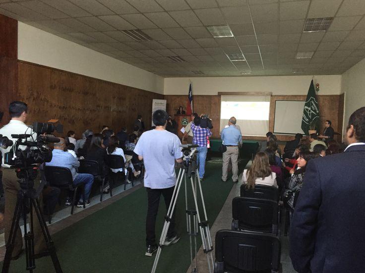 Presentación de Avigilon en Chile 2015