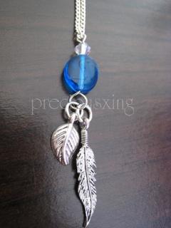 Handmade Necklace http://preciousxing.blogspot.com/
