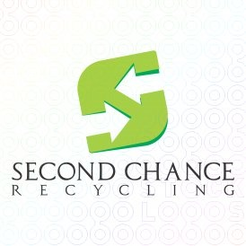 Second Chance Recycling logo