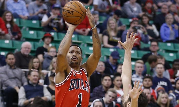 Derrick Rose Took a Bow and Trey Lyles Flexed in OT Thriller = It looked like Derrick Rose was going to be the hero in Monday night's game between the Chicago Bulls and Utah Jazz.....