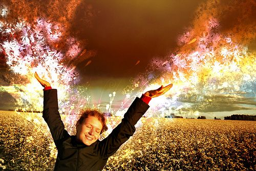 Explosion of positive energy | Flickr - Photo Sharing!