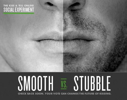 Smooth vs Stubble