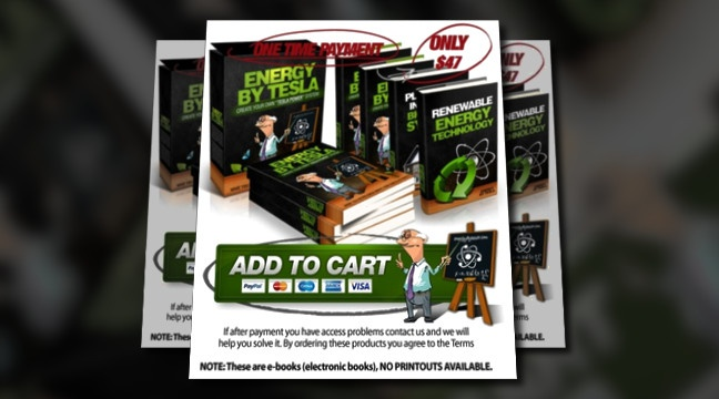 http://www.teslageneratorplans.net/energy-by-tesla-reviews.html EnergyByTesla product review. Energy By Tesla: Energy By Click Risk-Free with this Secret DISCOUNT Link!