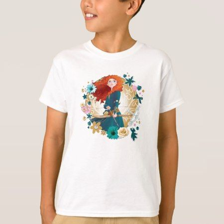 Merida - Strong T-Shirt - tap to personalize and get yours