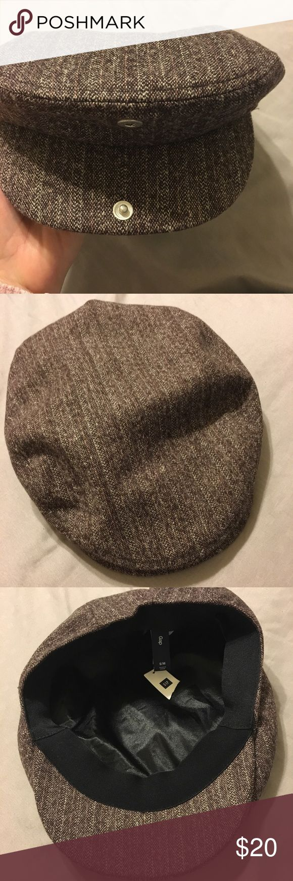 🌟🌟Gap Mens dressy hat 🎩 🌟🌟 GAP men's hat brand new with tag, size S/M GAP Accessories Hats