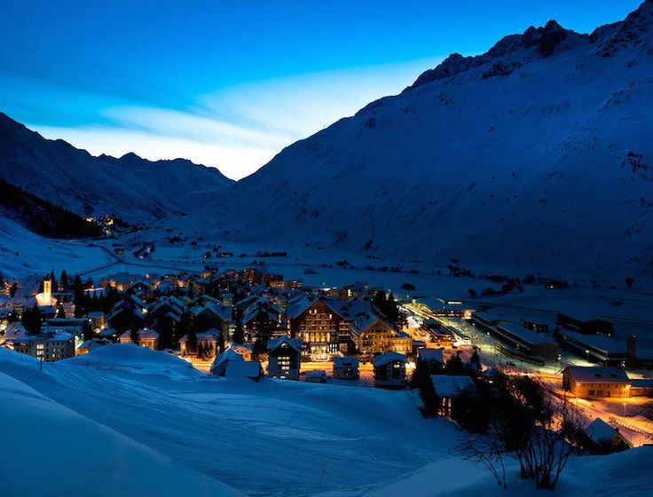 Swiss Alps Getaway: Chedi