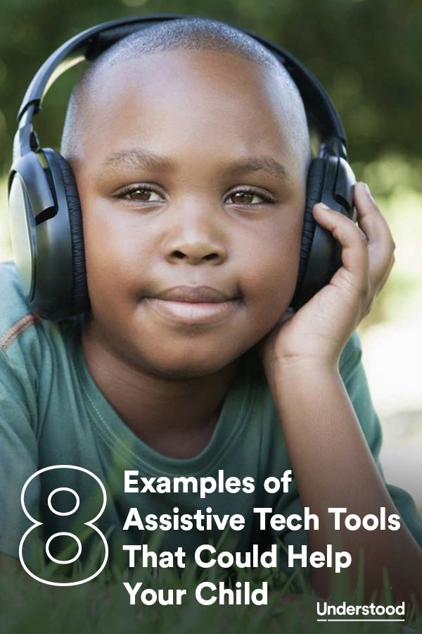 8 examples of assistive technology and adaptive tools, and how they can help your child #AT