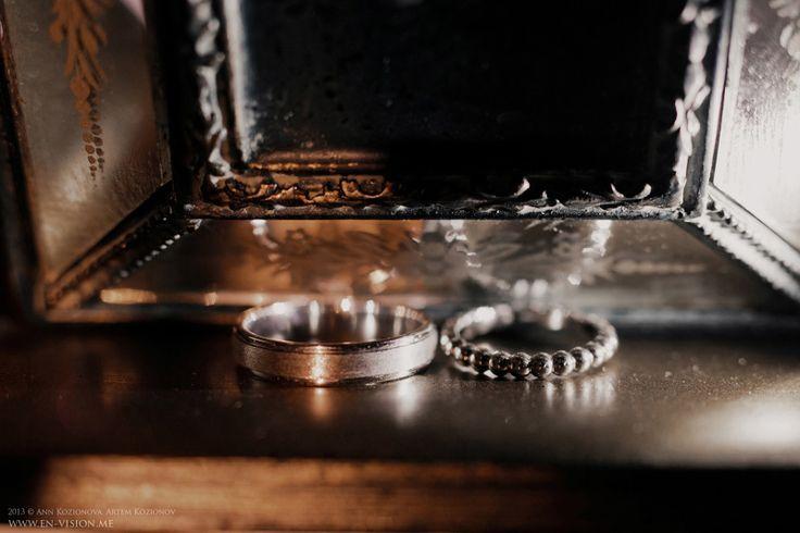 Нежная осенняя свадьба. Сергей и Дина - Свадебные фотографы Анна Козионова и Артем Козионов