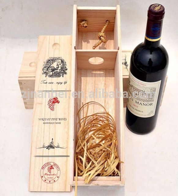 Source Silk engraved logo wooden wine gift box,wine carrying display case on m.alibaba.com