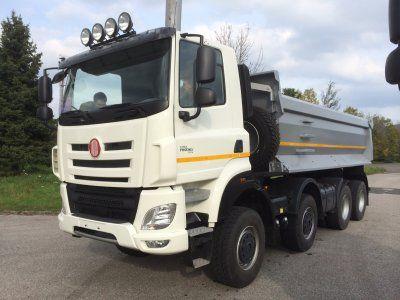 Nová vozidla TATRA s normou EURO 6