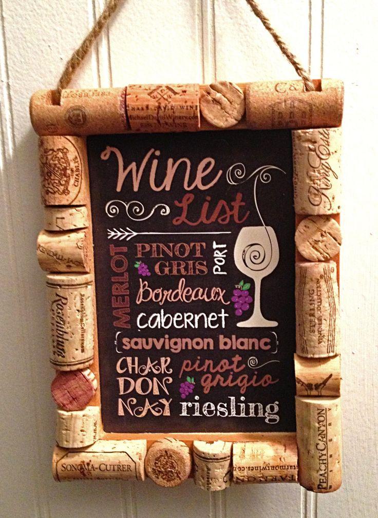 Best 25 cork frame ideas on pinterest wine cork frame for Wine cork crafts guide