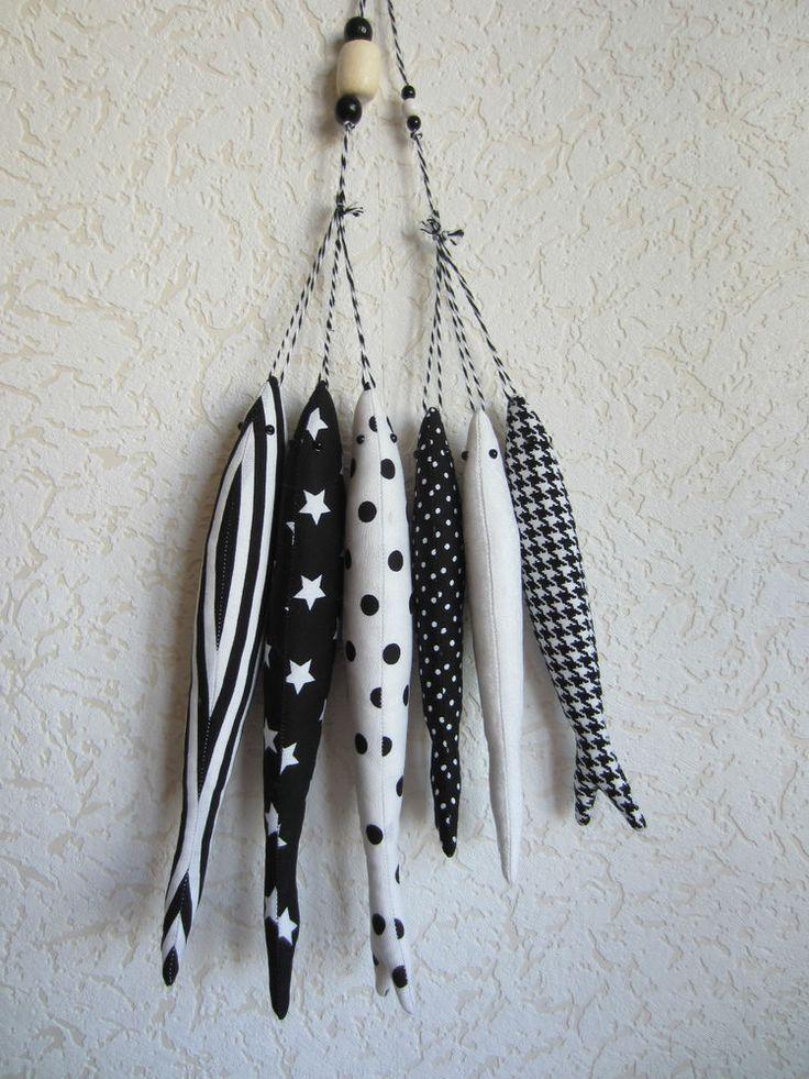 Sardinen black & white in groß und klein