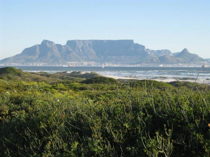 BietjieBlou - BietjieBlou is situated in a secure beach side resort on the coastal road between Bloubergstrand and Melkbosstrand.  This self-catering, two-bedroom apartment is located just a stone's throw away from ... #weekendgetaways #bloubergstrand #southafrica