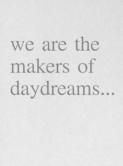 We are the makers of DayDreams ✫