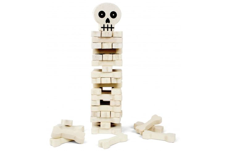 Stack The Bones van Kikkerland! bestel je bij Cadeau.nl!