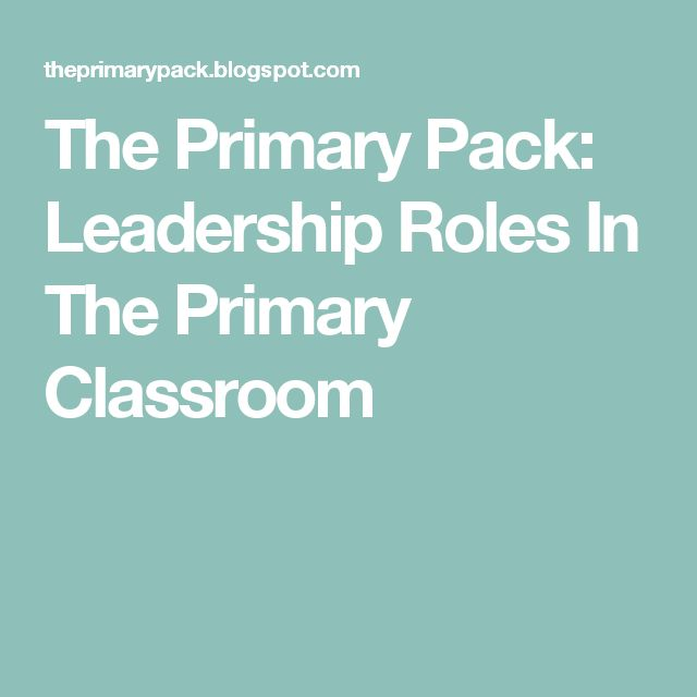 The 25+ best Leadership roles ideas on Pinterest Student - line leader