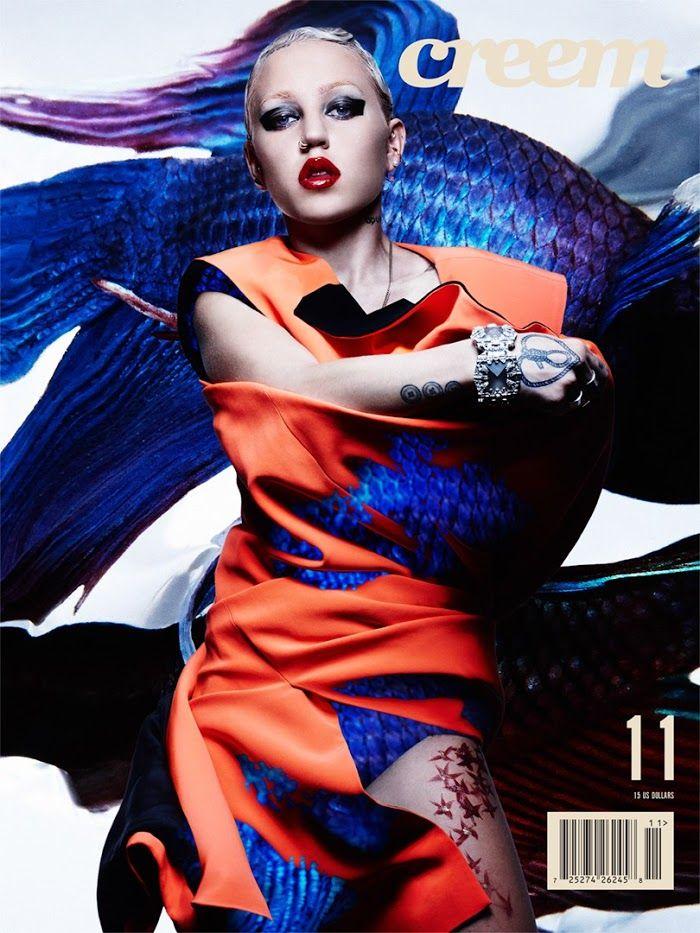 Fashiontography: Brooke Candy by Christian Ferretti | Creem
