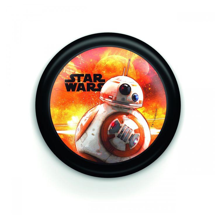 Wandlamp Philips Disney Star Wars 7192499P0 - Disney nieuwe collectie - Lamp123.nl