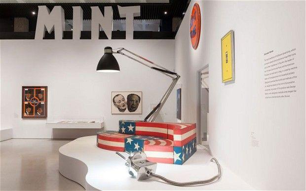 Pop Art Design, Barbican Art Gallery, London