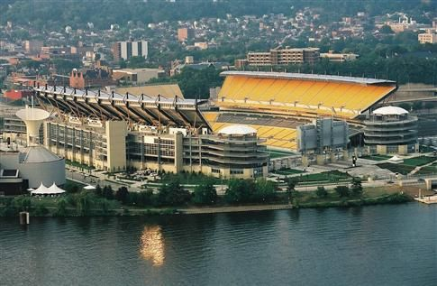 Heinz Field and the Pittsburgh Steelers