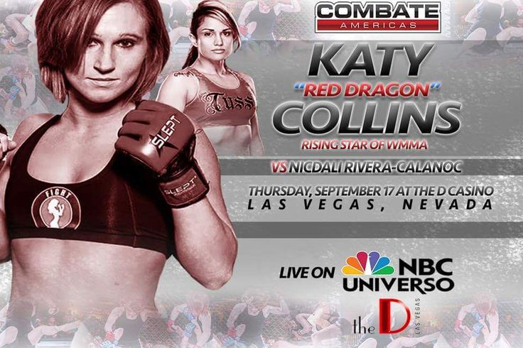 Wednesday September 2, 2015-- September 17th, INVICTA FC Standout and former top ten ranked pro atomweight NicDali Rivera-Calanoc, (8-8) is scheduled to face former #2 Ranked Amateur Katy RED DRAGO...