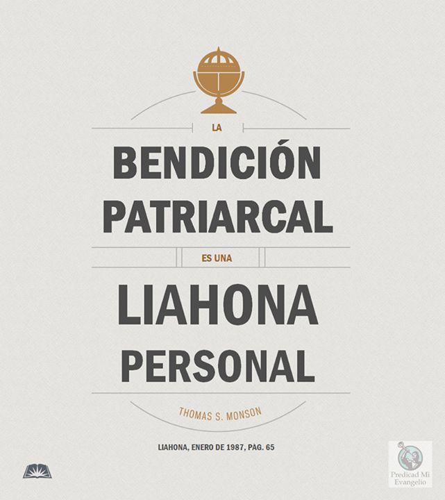 La bendición patriarcal es una revelación para quien la recibe, es una guía segura que lo protegerá, lo inspirará y lo ayudará a obrar en justicia.