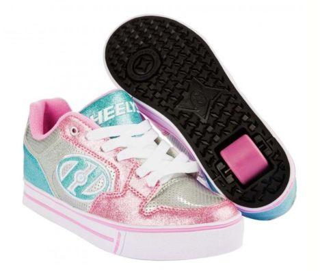 Zapatos negros Heelys infantiles RJxWF3iEC