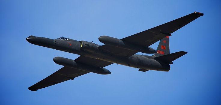 Apesar da idade avançada, o Lockheed U-2 segue ativo em missões de espionagem aérea (Foto - USAF)
