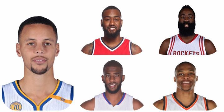 My post earlier about Kyrie Irving got alot of comments. So if you are all interested in this topic here is my top 10 PGs in this league.  1. Stephen Curry 2. John Wall 3. James Harden 4. Chris Paul 5. Russell Westbrook 6. Kyrie Irving/Damian Lillard 7. Kemba Walker 8. Mike Conley Jr. 9. Isaiah Thomas (DEFENSE) 10. Kyle Lowry  This list is based on the impact on their team stats eye-test DEFENSE (what seems to be forgotten in this game..)  Thoughts? VisionFor3
