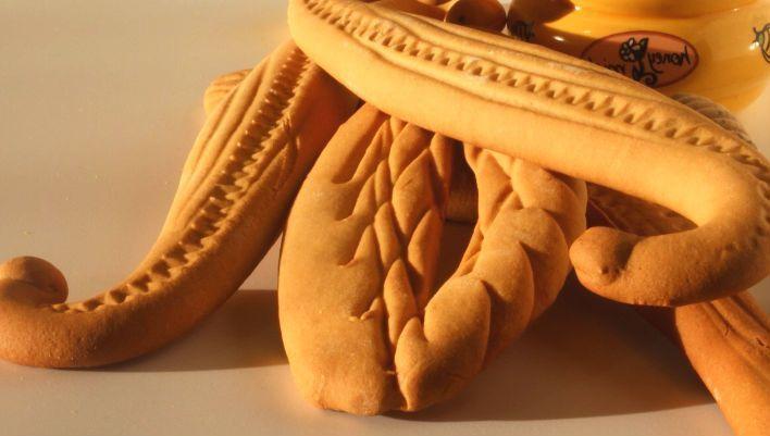 Ancora una gustosissima preparazione della cucina Calabrese...#Mostaccioli calabresi
