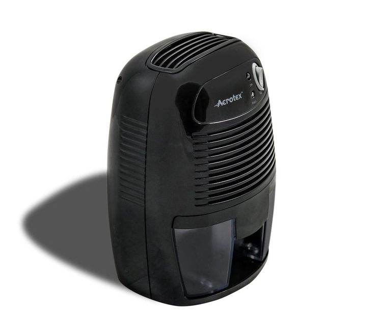 New Aerotex® 500ml Portable and Compact Mini Air Dehumidifier Black | eBay