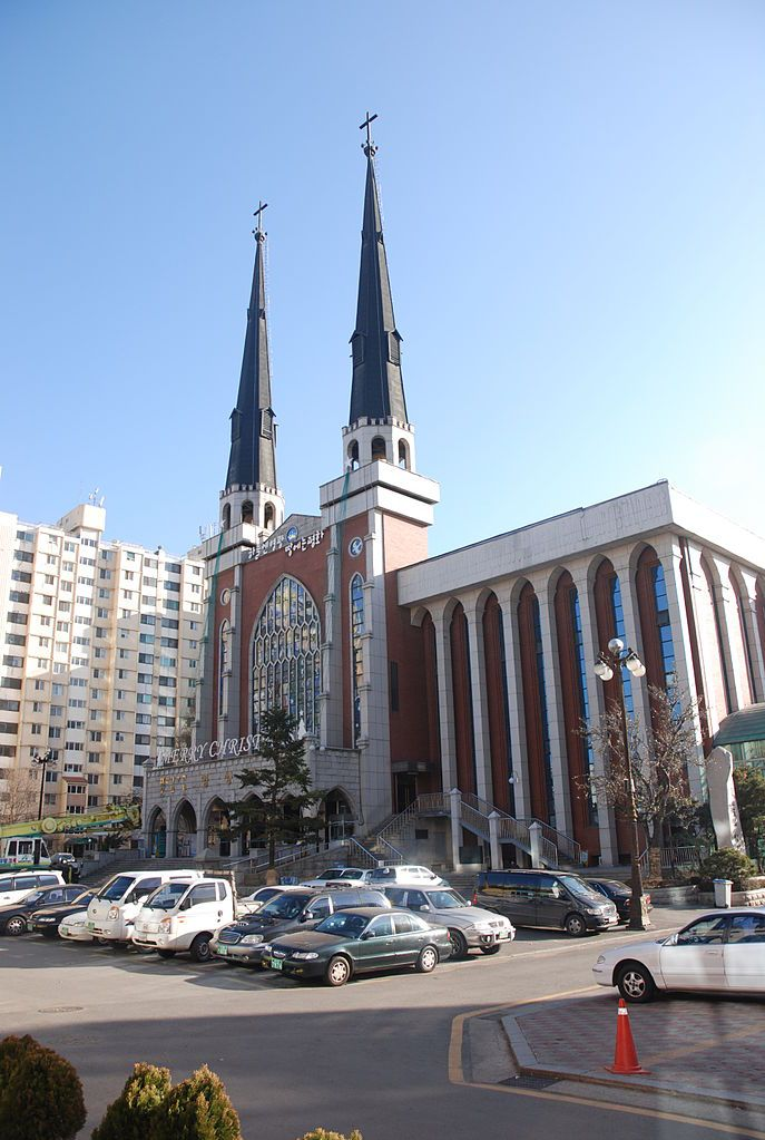 Religion in South Korea - Wikipedia, the free encyclopedia