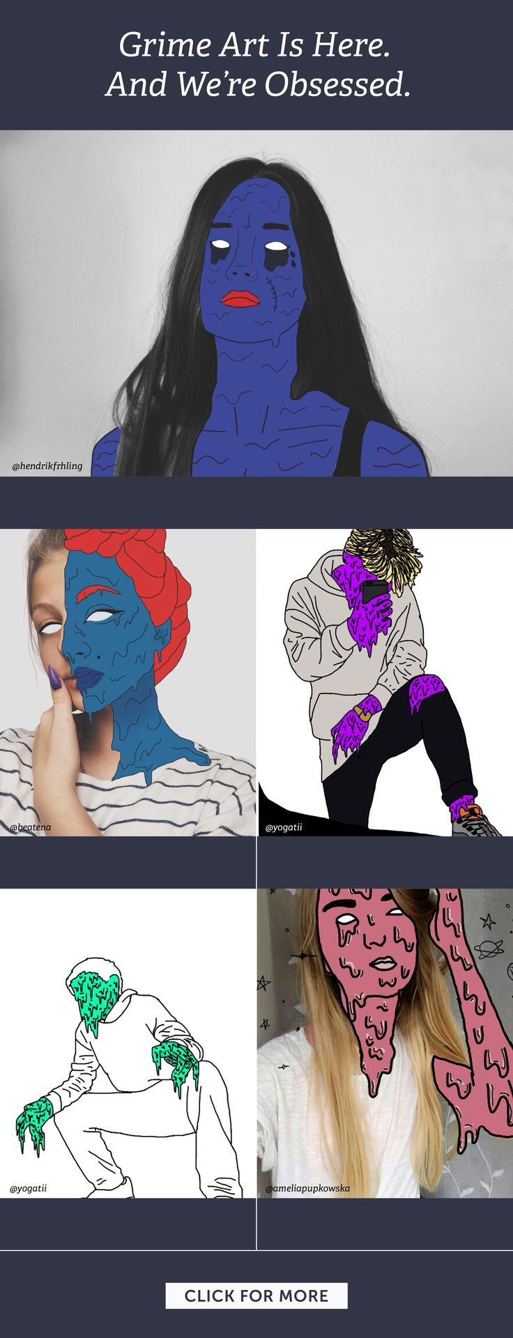 100 best photography shooting tutorials images on pinterest grime art is here and were obsessed photoshop tutorialpicsart baditri Gallery