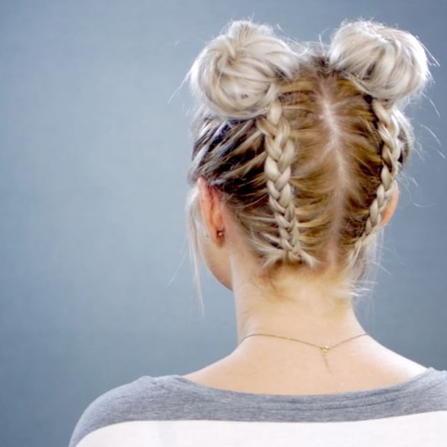 Best 20+ Braiding short hair ideas on Pinterest | Braid ...