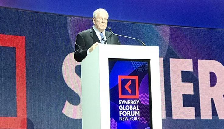 """The Business Advice Steve Forbes Would Give to His 20-Year-Old Self  At the Synergy Global Forum this weekend in New York City, Steve Forbes, the editor-in-chief of Forbes Magazine, spoke on """"The Stunning Parallels Between Great Leaders of the Ancient World and Today's Top Business Leaders.""""  Read more: https://www.techfunnel.com/information-technology/business-advice-steve-forbes-give-20-year-old-self/"""