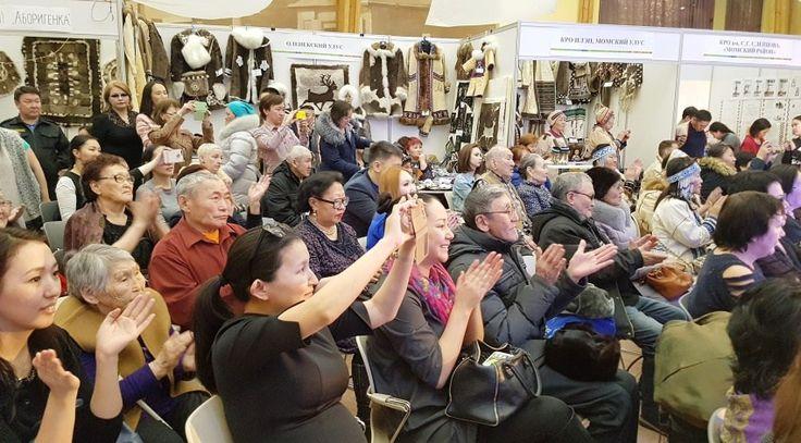 В эти выходные жители и гости столицы имели уникальную возможность ознакомиться с культурой, бытом и этническими традициями северных народов в рамках второй Межрегиональной выставки-ярмарки «Мир Ар…