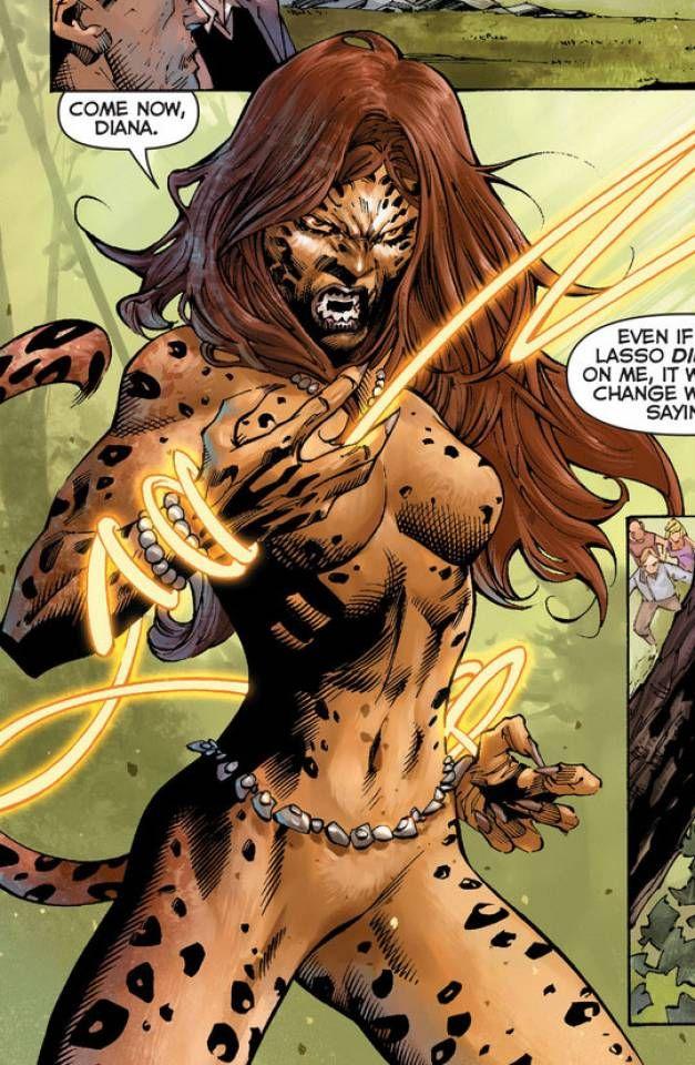 bruce and the cheetah Cheetah is a metahuman and the villain of wonder woman ii appearances wonder woman ii.