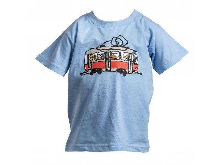 Tétrojka se zvířátky . Dětské tričko s potiskem tétrojky se zvířátky Gramáž: 190g/m2 Materiál: 100% bavlna Barva: bílá / modrá / šedá / růžová / šedý melír