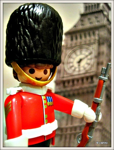 Playmobil London